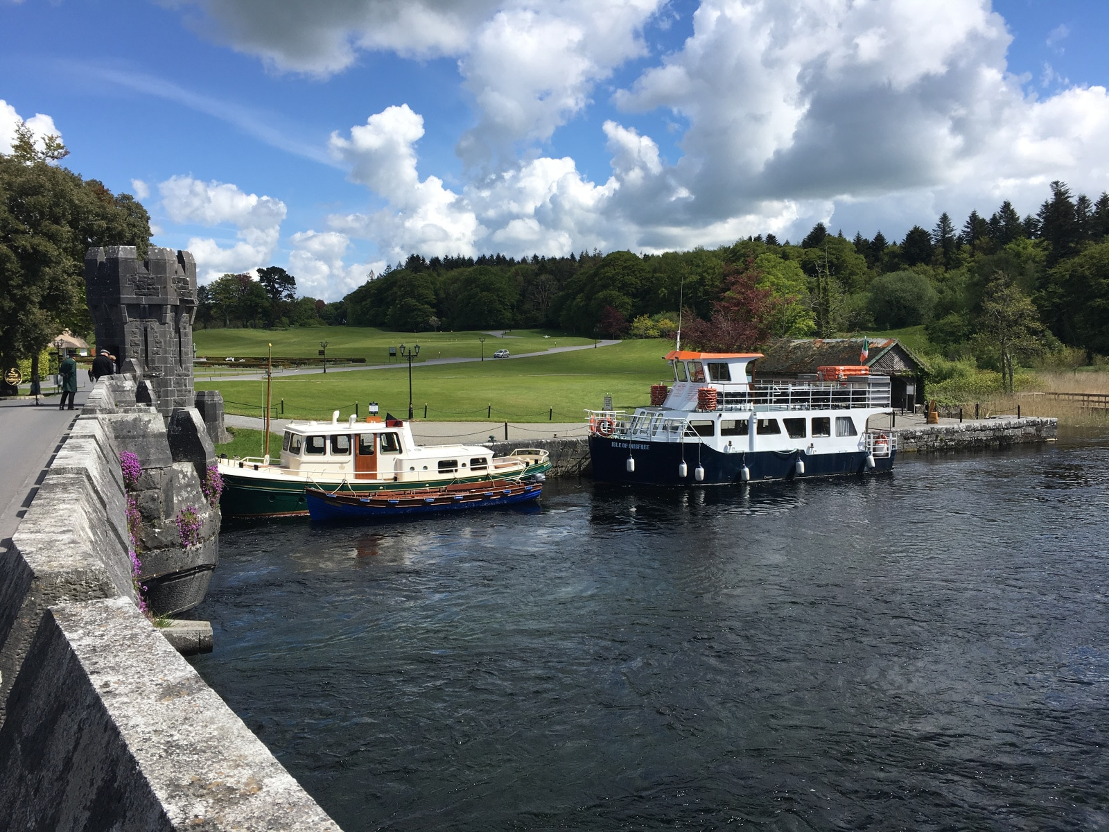 Ashford kastély, Cong, Mayo, Írország