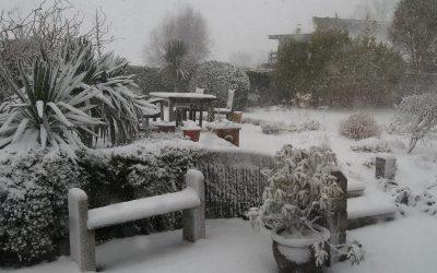 Írországban nincs téli gumi