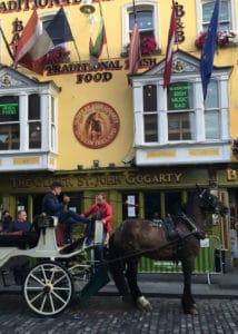 Írország oda-vissza
